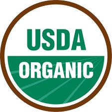 アメリカの有機認証ロゴ USDA