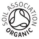 ソイルアソシエーションの有機認証ロゴ