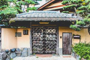 藤の花の家紋の家イメージ