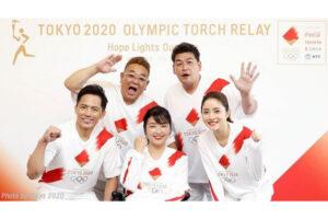 東京2020オリンピック聖火リレー公式アンバサダー