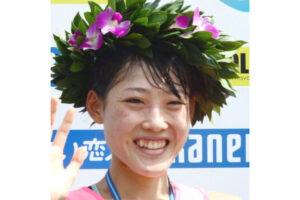 東京オリンピックマラソン前田穂南3