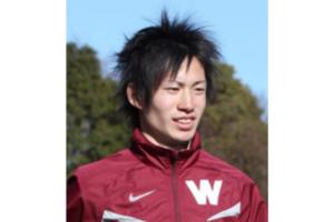マラソン選手の山本修平